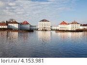 Дворец Нимфенбург (Schloss Nymphenburg). Мюнхен. Бавария. Германия (2012 год). Редакционное фото, фотограф Наталья Волкова / Фотобанк Лори