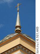 Купить «Собор Успения Пресвятой Богородицы в Кашире», эксклюзивное фото № 4161449, снято 2 июля 2011 г. (c) lana1501 / Фотобанк Лори