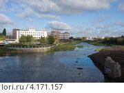 Купить «Речной пейзаж города Тулы», фото № 4171157, снято 9 сентября 2012 г. (c) Малышев Андрей / Фотобанк Лори