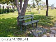 Парк. Стоковое фото, фотограф Мирза  Атагимов / Фотобанк Лори