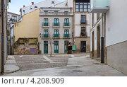 Купить «Площадь Saco e Arce в городе Оренсе. Испания», эксклюзивное фото № 4208909, снято 26 сентября 2012 г. (c) Владимир Чинин / Фотобанк Лори