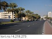 Улица Дубая (2013 год). Редакционное фото, фотограф Василий Клинов / Фотобанк Лори