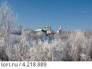 Вид на Успенский Собор от реки Москва (2008 год). Стоковое фото, фотограф Алексей Сергевич / Фотобанк Лори