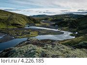 В Исландии. Стоковое фото, фотограф Denis Chernega / Фотобанк Лори