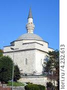Купить «Небольшая мечеть в Стамбуле, Турция», фото № 4232613, снято 10 января 2013 г. (c) Светлана Колобова / Фотобанк Лори