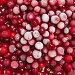 Замороженные ягоды клюквы крупным планом, фото № 4239901, снято 29 января 2013 г. (c) Владимир Мельников / Фотобанк Лори