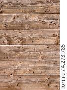 Стена из деревянных досок. Стоковое фото, фотограф Andrei Nekrassov / Фотобанк Лори