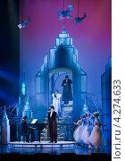 "Купить «Мюзикл ""Времена не выбирают"". Театр Мюзикла. Москва», фото № 4274633, снято 9 февраля 2013 г. (c) Victoria Demidova / Фотобанк Лори"
