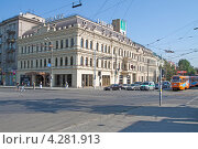 Торговый центр Лайбрери (2011 год). Редакционное фото, фотограф Роман Басманов / Фотобанк Лори