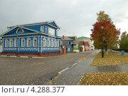 Купить «Городец», фото № 4288377, снято 5 октября 2009 г. (c) Екатерина Пивоварова / Фотобанк Лори