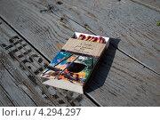 Спички для пикника (2012 год). Редакционное фото, фотограф Александр Онучин / Фотобанк Лори
