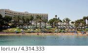 """Отель Кипра """"The Golden Beach"""" (2012 год). Редакционное фото, фотограф Наталья Гуреева / Фотобанк Лори"""