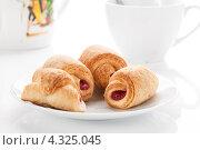 Печенье с начинкой. Стоковое фото, фотограф Максим Савин / Фотобанк Лори