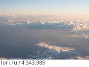 Купить «Небо. Небесный пейзаж с облаками», фото № 4343985, снято 29 ноября 2011 г. (c) Ирина Геращенко / Фотобанк Лори