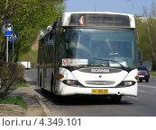 Купить «Автобус № 470, город Дзержинский, Московская область», эксклюзивное фото № 4349101, снято 4 мая 2009 г. (c) lana1501 / Фотобанк Лори
