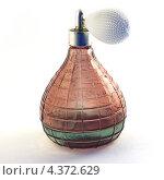 Стеклянный пульверизатор для парфюмерии. Стоковое фото, фотограф Михаил Балберов / Фотобанк Лори