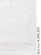 Купить «Белая фактурная ткань», фото № 4390397, снято 11 марта 2013 г. (c) Лисовская Наталья / Фотобанк Лори