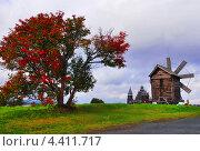 Карелия, остров Кижи (2012 год). Редакционное фото, фотограф Олег Соловьев / Фотобанк Лори