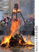 Купить «Масленица», эксклюзивное фото № 4415885, снято 16 марта 2013 г. (c) Алексей Гусев / Фотобанк Лори