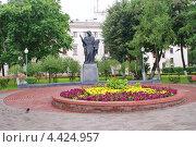 Купить «Кирилл Туровский в Гомеле. Беларусь», фото № 4424957, снято 7 июля 2011 г. (c) Павел Кричевцов / Фотобанк Лори