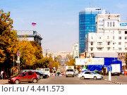Купить «На Кировке, Челябинск», фото № 4441573, снято 8 сентября 2012 г. (c) Хайрятдинов Ринат / Фотобанк Лори