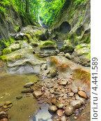 Камни и скалы в каньоне. Стоковое фото, фотограф Евгений Валерьевич / Фотобанк Лори