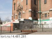 Вход в Боголюбский собор (2013 год). Стоковое фото, фотограф Татьяна Фролова / Фотобанк Лори