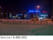 Торговый комплекс Вечер Красноярск (2012 год). Редакционное фото, фотограф Александр Тубол / Фотобанк Лори