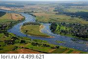 Река Западная Двина. Стоковое фото, фотограф Супронёнок Игорь Владимирович / Фотобанк Лори