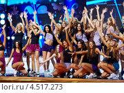 Купить «Финальное шоу 17-го Национального фестиваля талантов и красоты «Краса России-2011». 30 ноября 2011г. Москва», фото № 4517273, снято 30 ноября 2011 г. (c) Losevsky Pavel / Фотобанк Лори
