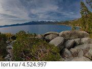 Озеро Тахо. Стоковое фото, фотограф light / Фотобанк Лори