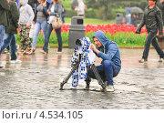 Купить «Работа фотографа», эксклюзивное фото № 4534105, снято 9 мая 2012 г. (c) Алёшина Оксана / Фотобанк Лори