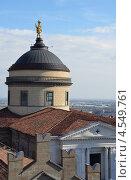 Купить «Италия, Бергамо, кафедральный собор», фото № 4549761, снято 14 марта 2013 г. (c) Овчинникова Ирина / Фотобанк Лори