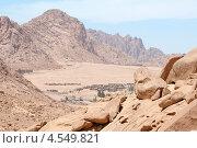 Горы Синай, Синайский полуостров, Египет (2013 год). Стоковое фото, фотограф Некрасов Андрей / Фотобанк Лори