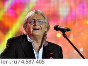 Юрий Антонов (2010 год). Редакционное фото, фотограф Супронёнок Игорь Владимирович / Фотобанк Лори