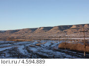 Горный вид, Карачаево - Черкесская республика. Стоковое фото, фотограф Андрианов Владислав / Фотобанк Лори