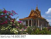 В гостях у короля Камбоджи. Стоковое фото, фотограф Сергей Карпенко / Фотобанк Лори