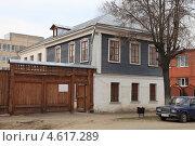 Купить «Зарайск. Дом скульптора Голубкиной Анны Семёновны на ул. Дзержинского», фото № 4617289, снято 20 апреля 2013 г. (c) УНА / Фотобанк Лори