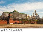 Купить «Москва. Вид на Кремль», эксклюзивное фото № 4623829, снято 9 мая 2013 г. (c) Литвяк Игорь / Фотобанк Лори