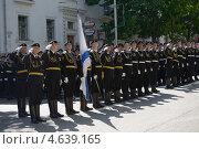 Купить «Парад в честь Дня Победы в Севастополе, 9 мая 2013 года», фото № 4639165, снято 9 мая 2013 г. (c) Stockphoto / Фотобанк Лори