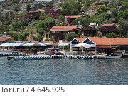 Остров Кекова в Турции (2010 год). Редакционное фото, фотограф Овчинникова Татьяна / Фотобанк Лори