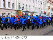 Демонстрация (2013 год). Редакционное фото, фотограф Алла Лузгина / Фотобанк Лори