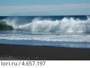 Купить «Халактырский пляж. Камчатка. Тихий океан.», фото № 4657197, снято 15 сентября 2005 г. (c) Петроченко Мария Петровна / Фотобанк Лори