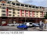 Купить «Торговая Галерея в Москве», фото № 4658941, снято 1 июня 2012 г. (c) ElenArt / Фотобанк Лори