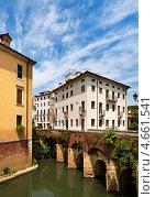 Виченца, Италия (2009 год). Стоковое фото, фотограф Демчишина Ольга / Фотобанк Лори