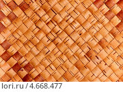 Берестяное плетение в качестве фона, фото № 4668477, снято 12 июня 2012 г. (c) Anatoly Timofeev / Фотобанк Лори