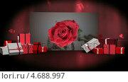 Купить «Valentines day montage», видеоролик № 4688997, снято 31 мая 2020 г. (c) Wavebreak Media / Фотобанк Лори