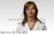 Купить «Portrait of a Doctor in HD», видеоролик № 4726905, снято 16 февраля 2019 г. (c) Wavebreak Media / Фотобанк Лори