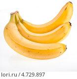 Купить «Гроздь бананов», фото № 4729897, снято 10 апреля 2013 г. (c) Литвяк Игорь / Фотобанк Лори