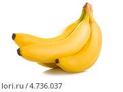 Спелые бананы. Стоковое фото, фотограф Андрей Штанько / Фотобанк Лори